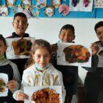 Activități extrașcolare pentru copiii din Dimăcheni